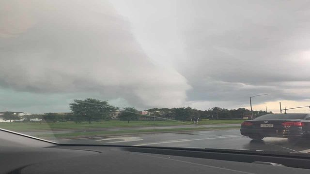Rain chances remain high in Central Florida