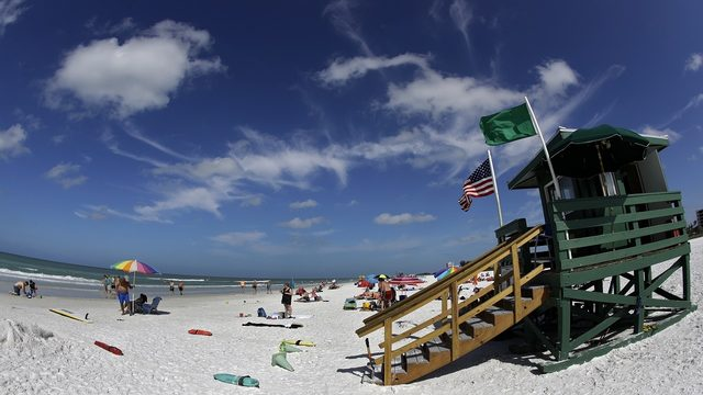 These Florida beach towns were just named the best in the US