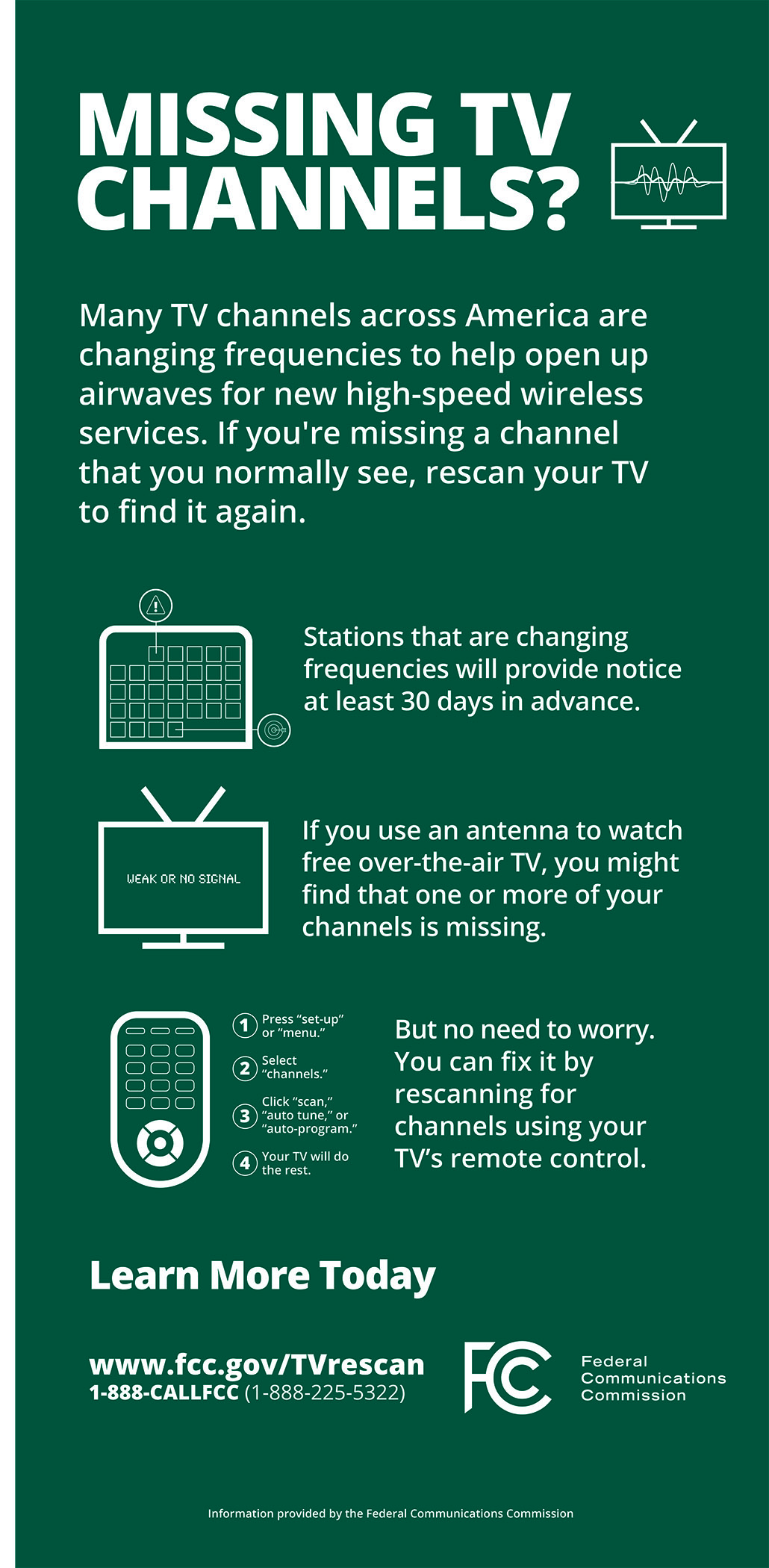 Don't lose your local channels: Find out if, how you can