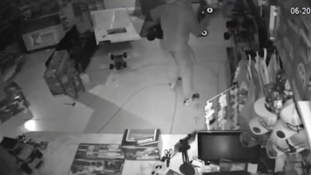 Dr. Dan's Motorcycle and RC shop 'devastated' by smash and grab burglars