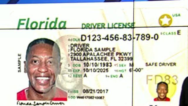 What's the star mean on my driver's license?