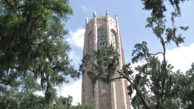 Music, history and nature collide at Bok Tower Gardens