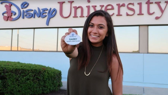 Disney intern injured in crash in Orlando