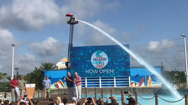 Margaritaville water park soaks Central Florida with immersive fun