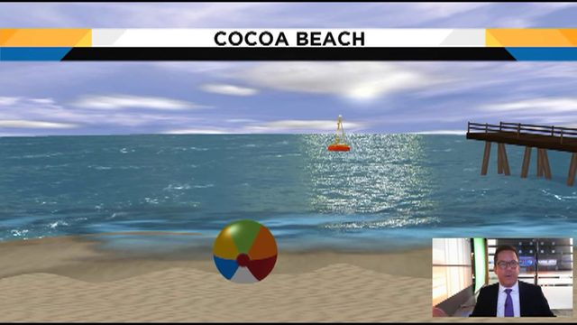 Troy Bridges breaks down your beach weekend forecast