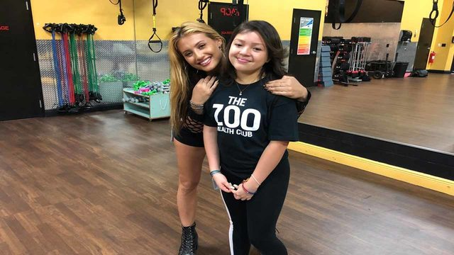 Oviedo teen's dream comes true amid her battle with cancer