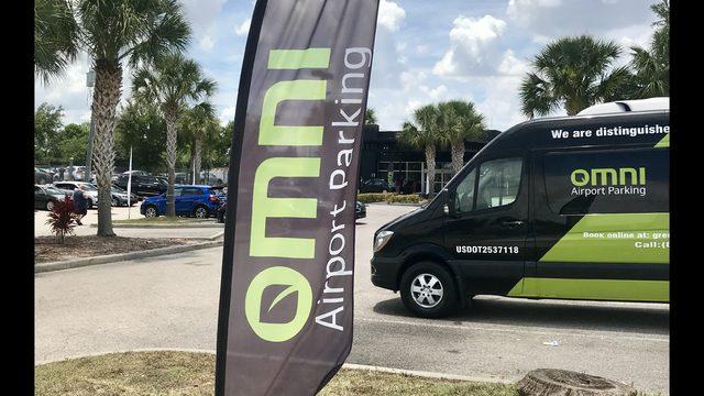 Valets leave keys in vehicles, doors unlocked at Orlando airport parking lot