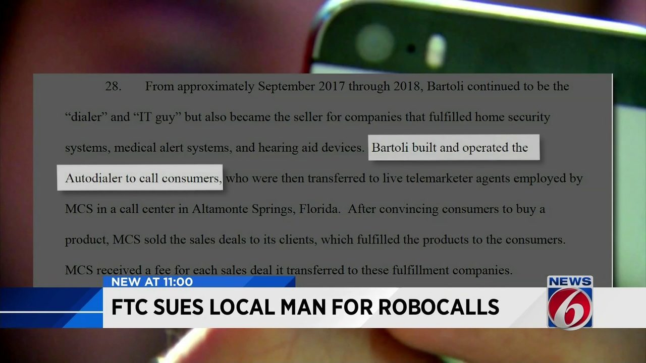 Feds Award Millions For Autism Research >> Kissimmee Man Sued By Feds Over Millions Of Robocalls