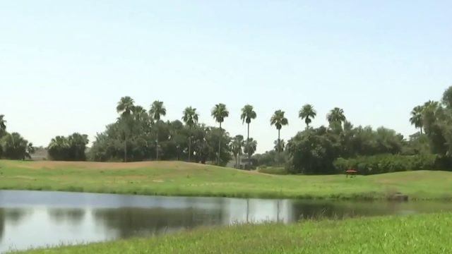 Owner fined for neglected golf course