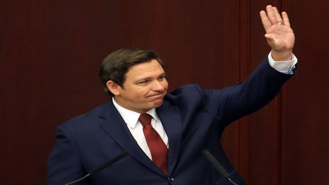 Gov. DeSantis: 'Remain vigilant and be prepared' for Hurricane Dorian