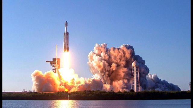 WATCH LIVE: SpaceX Falcon Heavy launches DoD mission