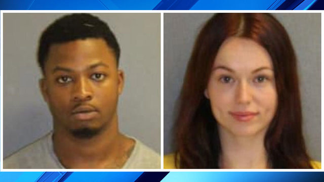Edgewater police arrest 2 suspects after toddler found in stolen car