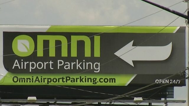 Airport valet leaves vehicles unsecured