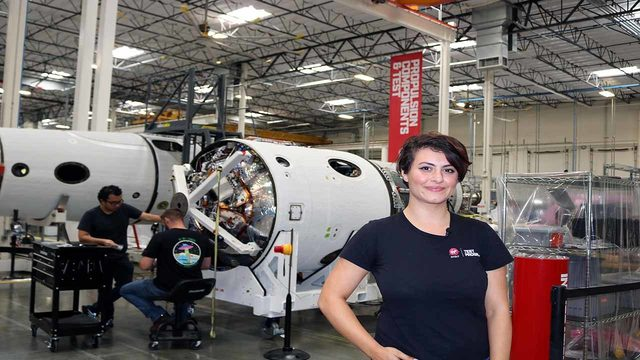 How the Arabian stargazer is smashing stereotypes in the space industry