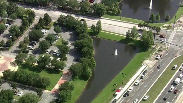 Man's body found in retention pond