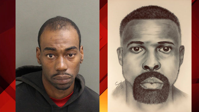 Suspect arrested in armed rape on Orange Blossom Trail, police say