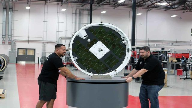 Behind the scenes of a one-stop space shop thriving among $400-billion industry