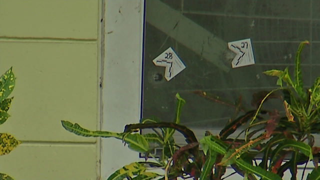 Winter Park police investigating shooting into home over the weekend