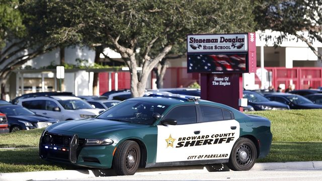 Broward sheriff's office loses accreditation after Parkland shooting