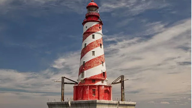 Yearning for a unique getaway? This lighthouse offers overnight stays