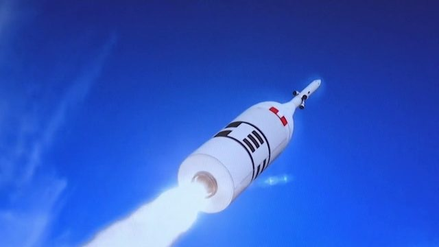 Orion test scheduled for Tuesday