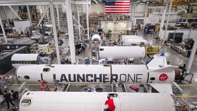 Virgin Orbit: Testing limits of space innovation