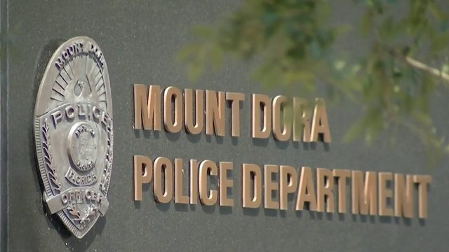 WATCH LIVE: Mount Dora police announce results of investigation into chief