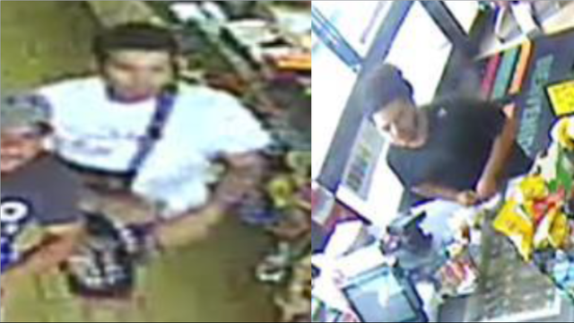 Deputies seek men who attacked 7-Eleven employee