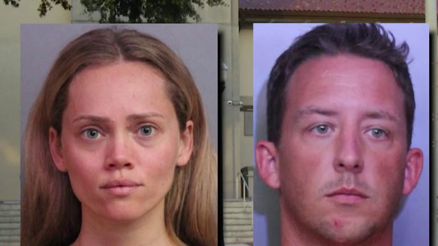 Courtney Irby's estranged husband accused of running into her car