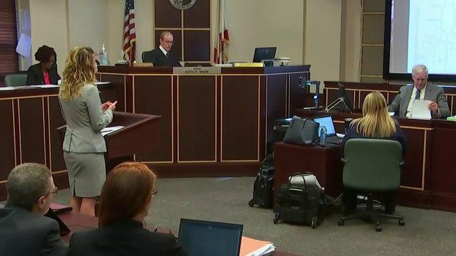 Penalty phase of Scott Nelson murder trial
