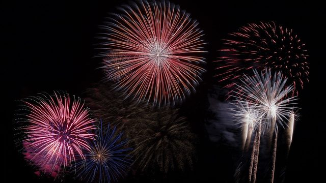 Fireworks at the Fountain: Parking, food vendors, saluting our veterans