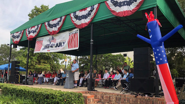 Army veteran, earthquake survivor become U.S. citizens on Fourth of July
