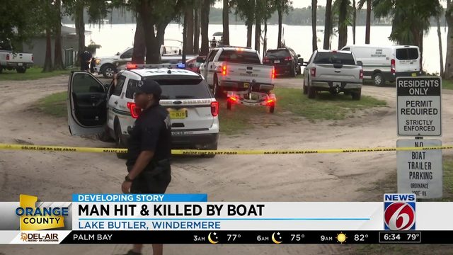 Man dies in Fourth of July boating accident