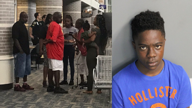 Mother of 13-year-old murder suspect says he's not a 'senseless killer'
