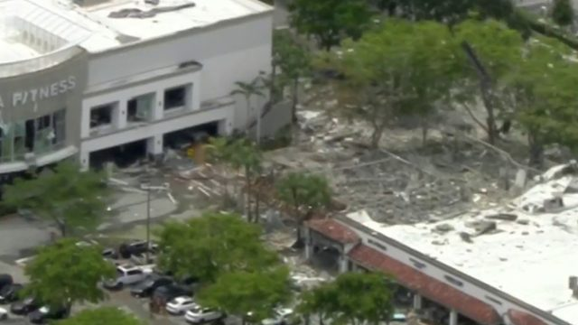 At least 20 injured after explosion in South Florida