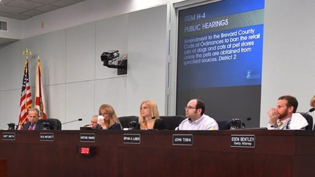 Brevard policy on invocations at commission meetings is unconstitutional
