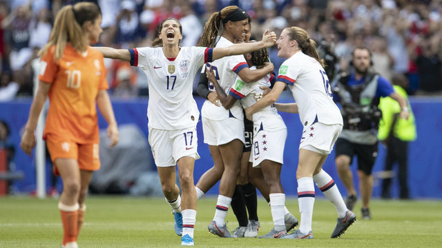 Why is U.S. so good in women's soccer, but not in men's?