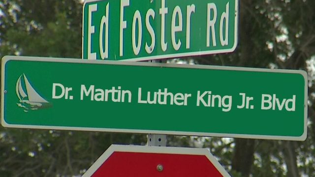 Melbourne renames road to Martin Luther King Jr. Boulevard