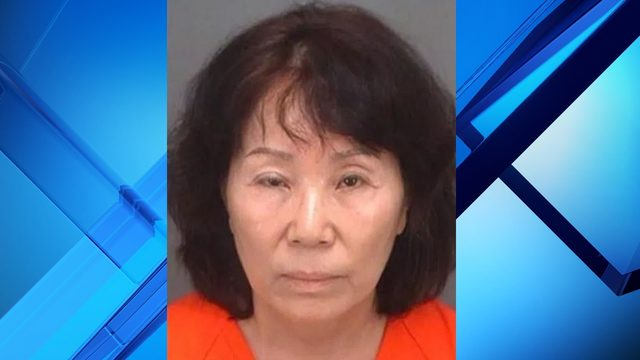 Florida woman accused of picking nose, sticking fingers in ice cream