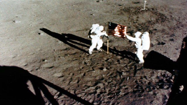 Celebrate moon landing anniversary with this space-themed playlist