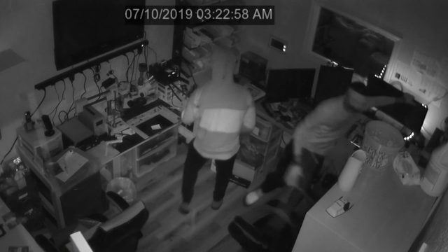 Cocoa store targeted by smash-and-grab burglars