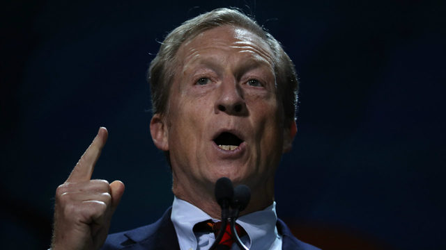 Who is Tom Steyer, Democratic candidate for president?