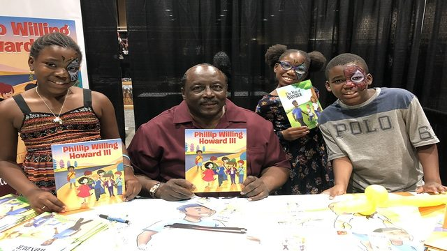 From being homeless to becoming a children's author