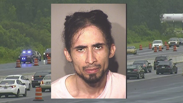 Driver fires at van that wouldn't let him change lanes on Turnpike, troopers say