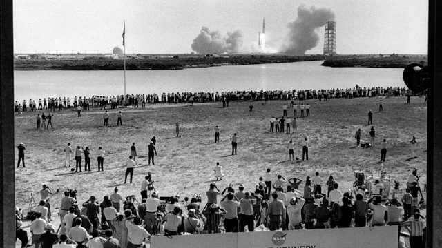 A look at Space Coast when Apollo 11 launched
