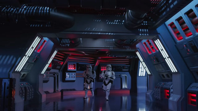 Disney World announces opening date for Star Wars: Rise of the Resistance ride