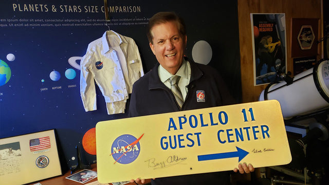 Rare Apollo memorabilia could fetch $400,000 plus in online auction