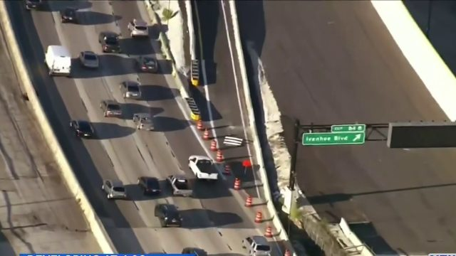 FDOT shuts down new I-4 ramp at Ivanhoe Boulevard hours after opening