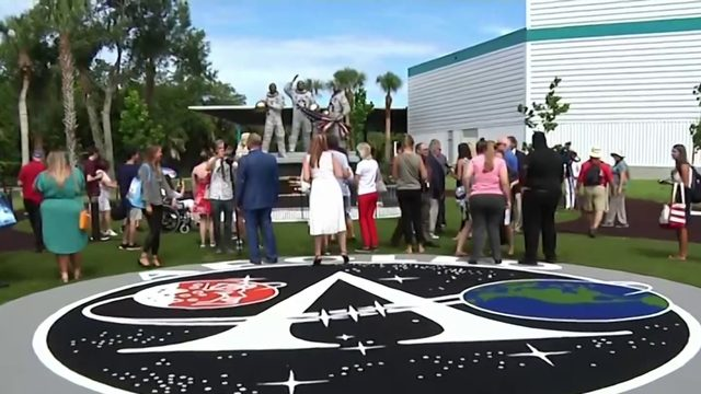 KSc unveils new Moon Garden