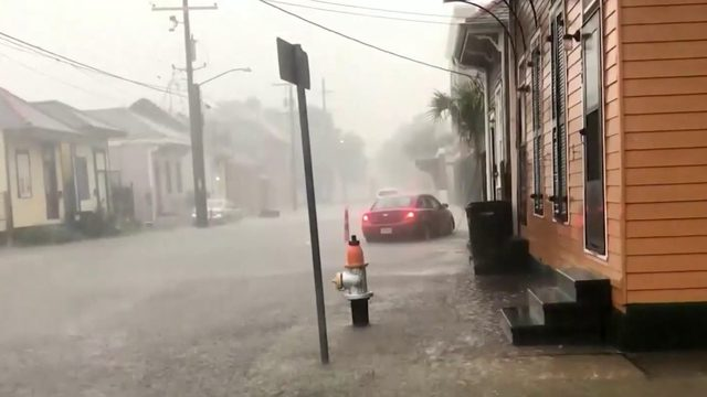 Red Cross of Central Florida sends volunteers to help with Barry